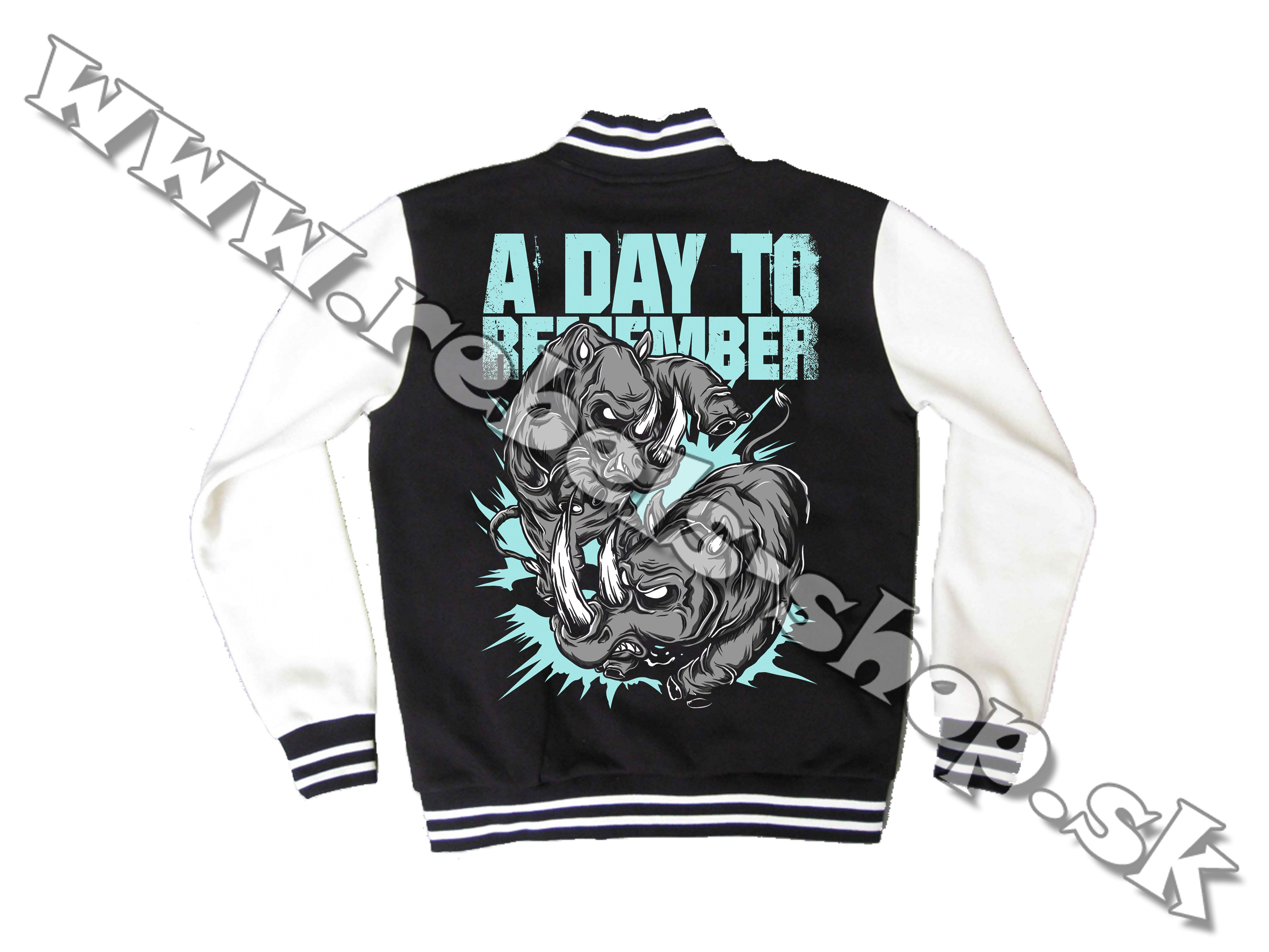 "College bunda ""A Day To Remember"""
