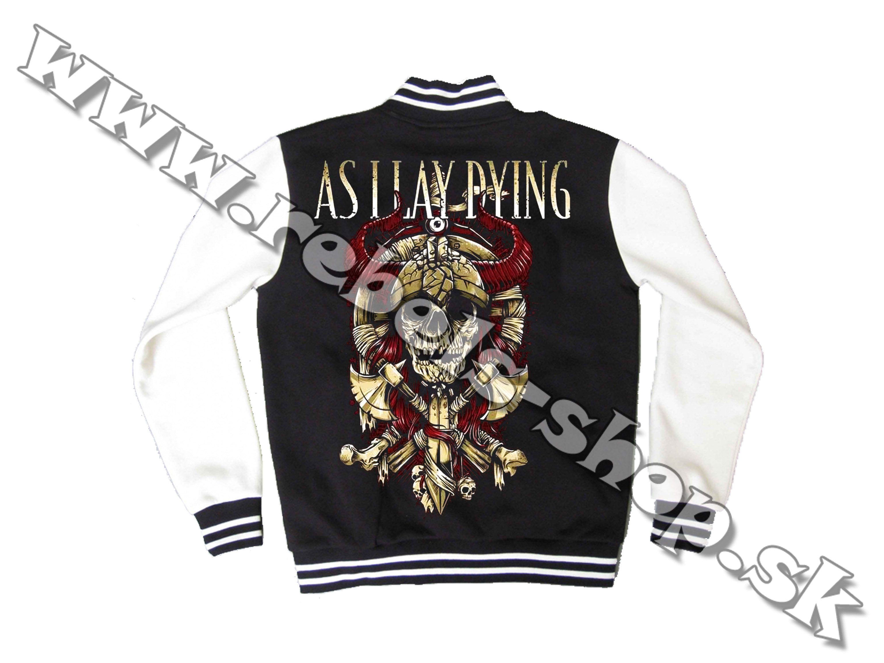 "College bunda ""As I Lay Dying"""