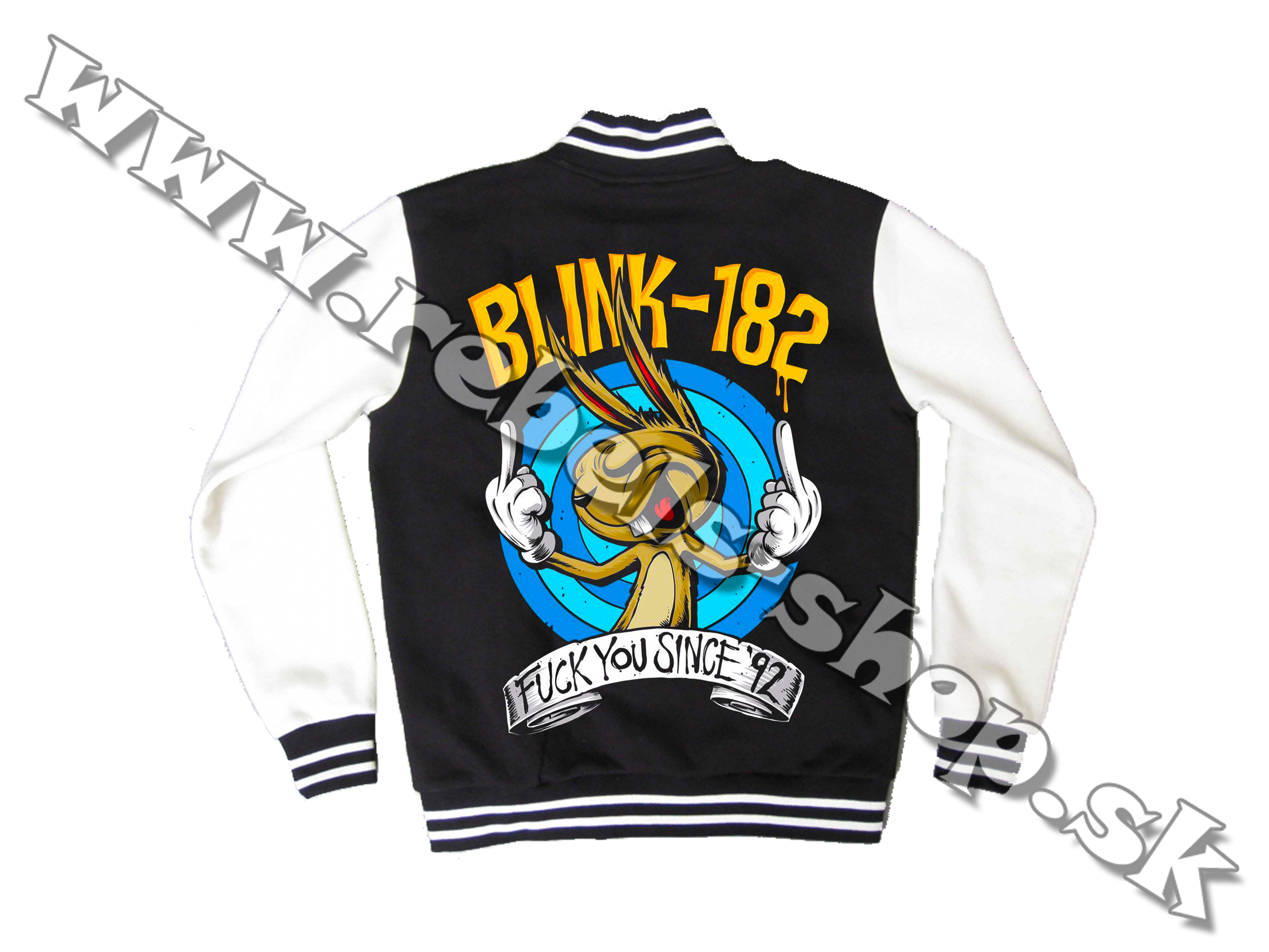 "College bunda ""Blink 182"""