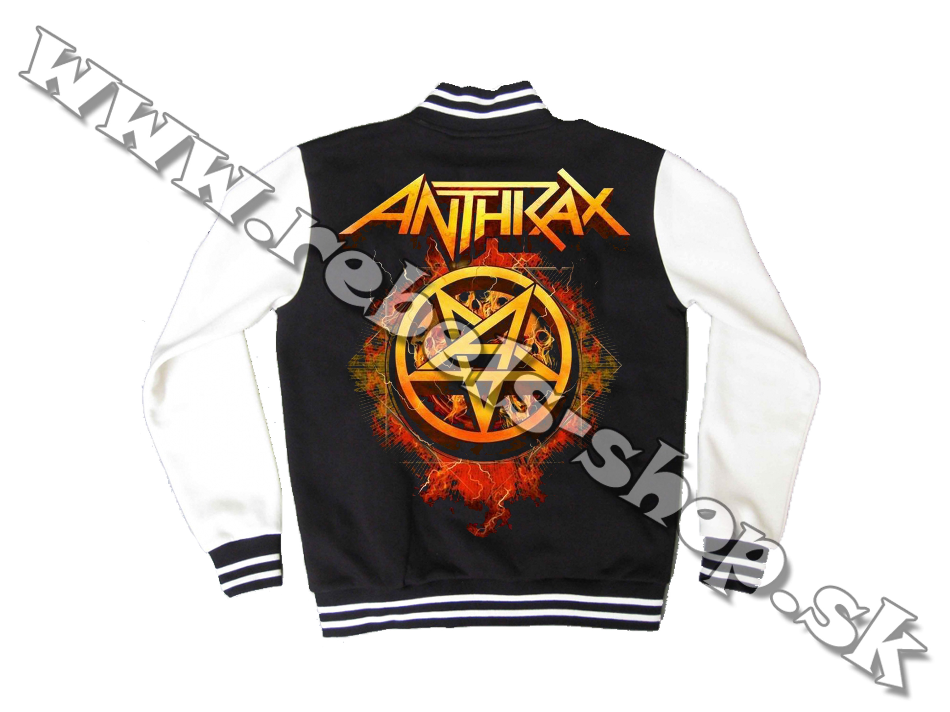 "College bunda ""Anthrax"""