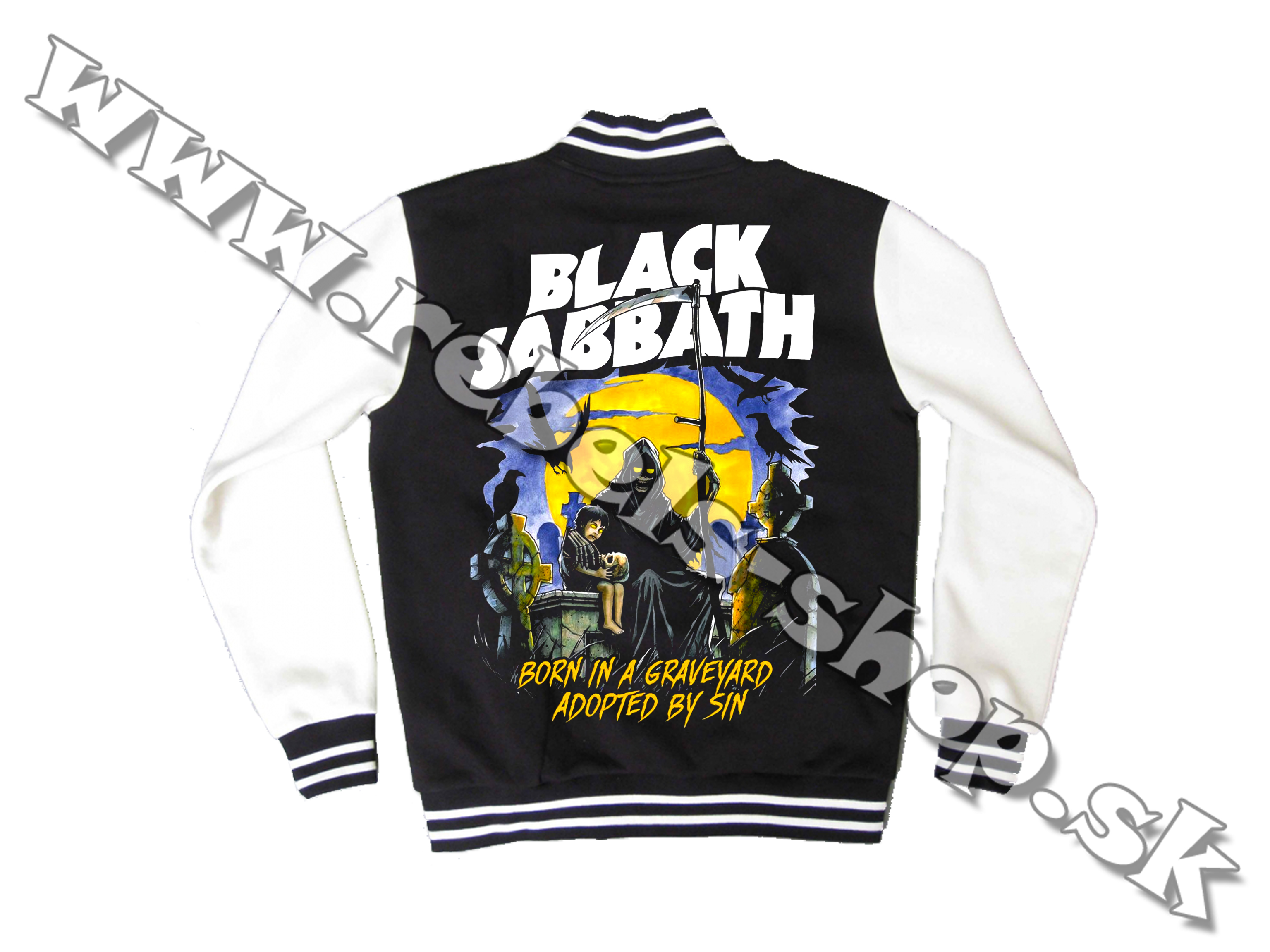 "College bunda ""Black Sabbath"""