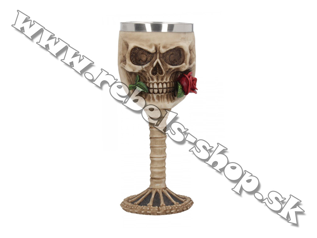 Pohár - Rose from the Dead Goblet