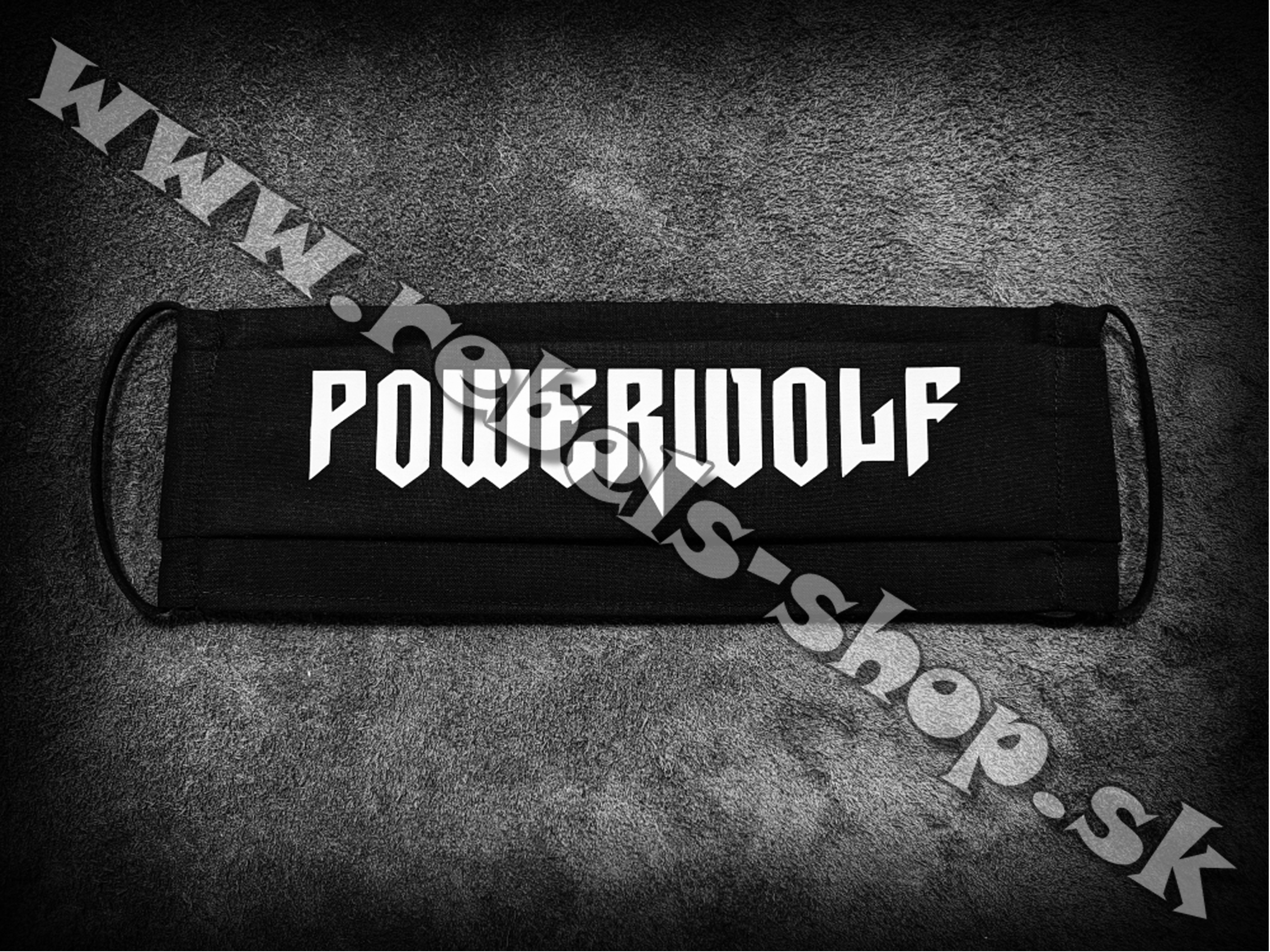 "Rúško ""Powerwolf"""