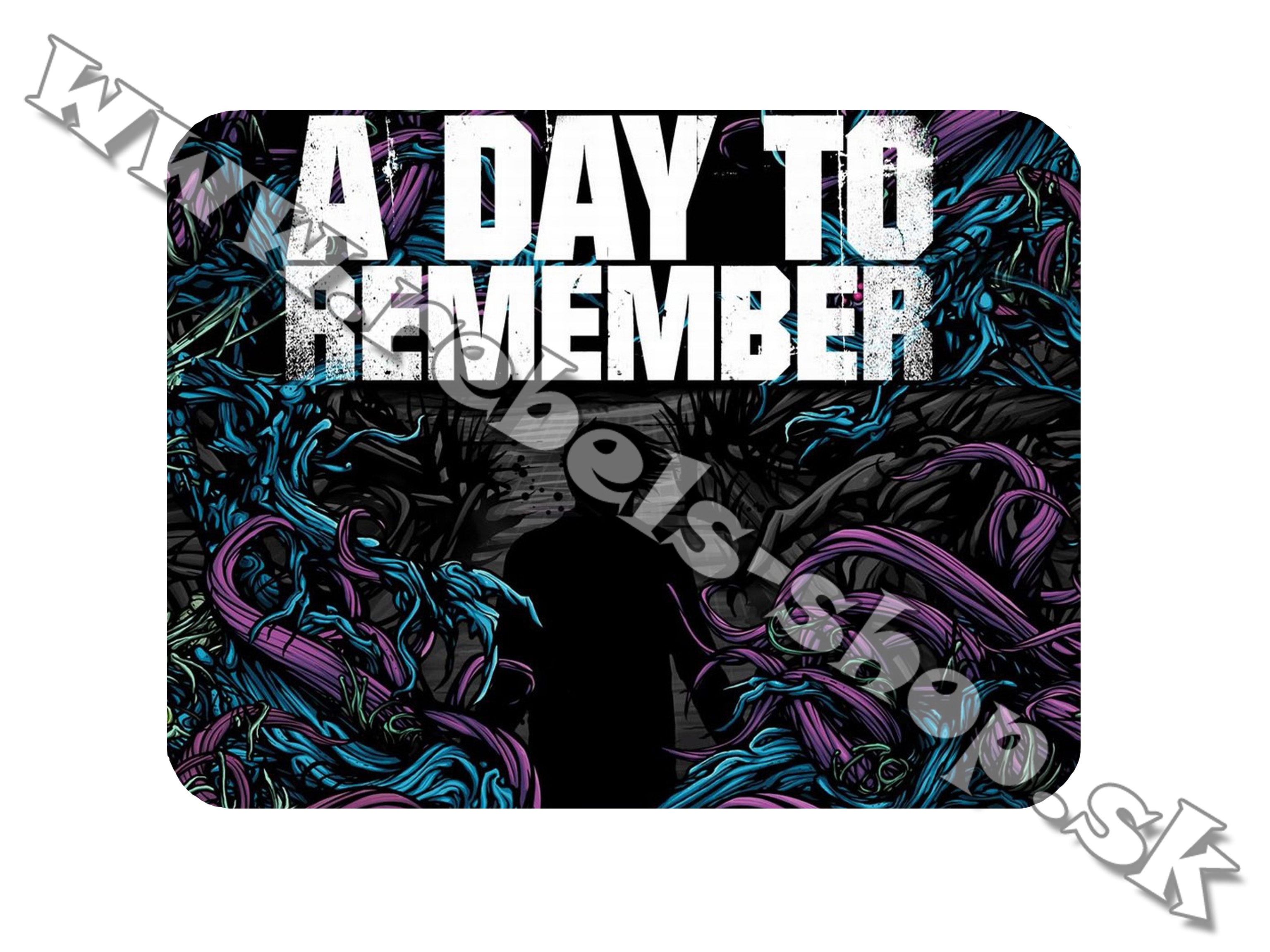 "Podložka pod myš ""A Day To Remember"""