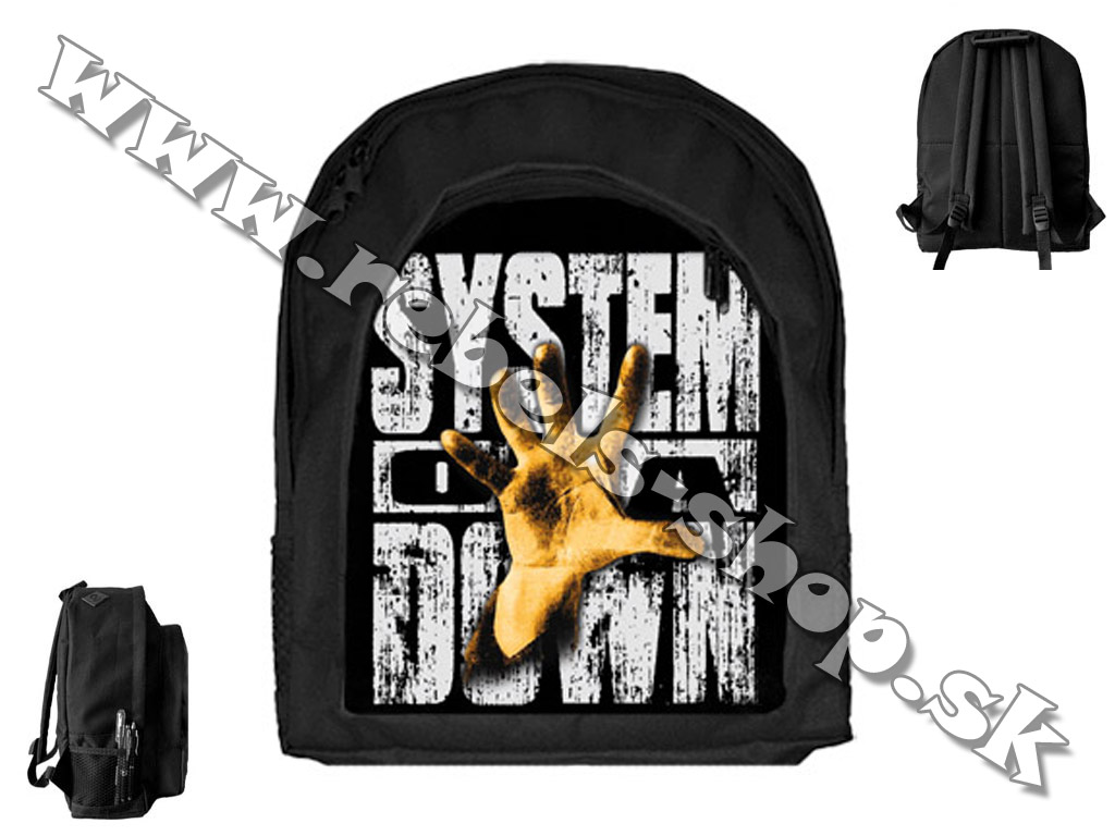 "Batoh ""System of a Down"""